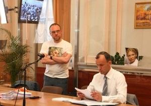 Тимошенко отказывается ехать в суд по делу ЕЭСУ - пенитенциарная служба