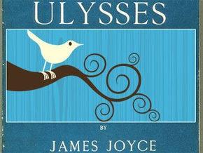 Персонажей Джеймса Джойса превратили в блоггеров Twitter