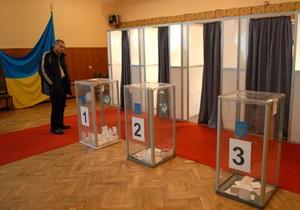 ЦИК: еще 12 кандидатов-мажоритарщиков выбыли из парламентской гонки