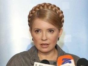Тимошенко: Министр финансов дал деньги на выборы, чтобы избежать репрессий
