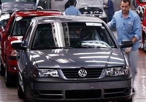 Volkswagen построит новый завод в Китае за $1,4 млрд