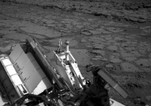 Кьюриосити сфотографировал  марсианский цветок