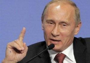 Пожелание Путина журналистам: Берегите себя