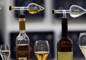 Аукционные дома в 2010 году продали вина на $350 миллионов