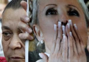 Тимошенко выступает за скорейшее подписание соглашения об ассоциации с ЕС