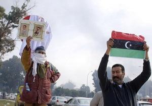 Правозащитники сообщили, что при столкновениях в Ливии погибли 640 человек