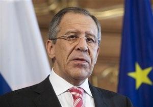 Лавров считает затягивание с введением безвизового режима между РФ и ЕС неприличным