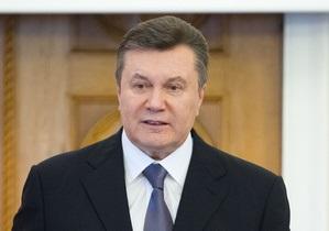 Сегодня Янукович отправляется в Москву
