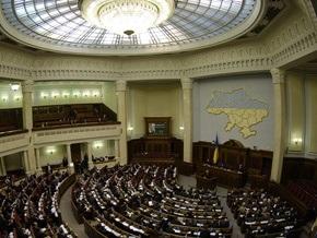 Регионалы и коммунисты поспорили, кто из них оппозиция