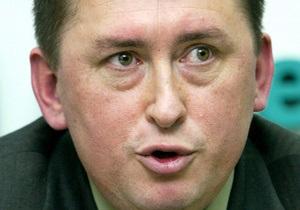 Пшонка допустил возобновление дела против Мельниченко. Тот считает, что его хотят запугать