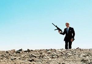 В новой книге Джеймс Бонд отправится в Дубай