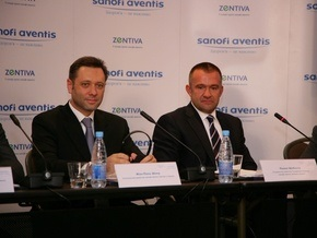 Санофи-авентис  объединилась с  Зентива  ради здоровья украинцев