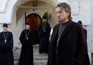 Патриарх Кирилл вручил орден Маковецкому за роль в фильме Поп