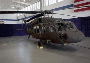 Sikorsky создаст беспилотную модификацию вертолетов Black Hawk