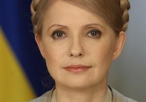 Сегодня Тимошенко выступит в эфире на ICTV