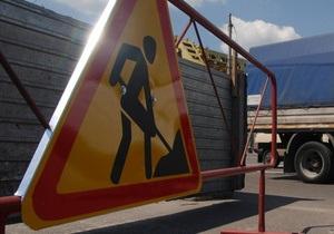 Укравтодор завершает реконструкцию 200 километров трассы Киев - Чоп
