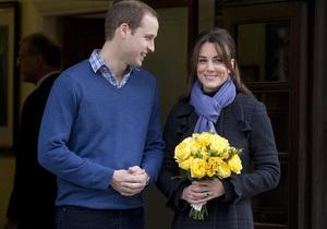 Кейт Миддлтон выписали из больницы - Кейт Миддлтон беременна - Кейт и принц Уильям
