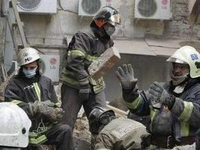 Количество жертв обрушения дома в Москве возросло до пяти