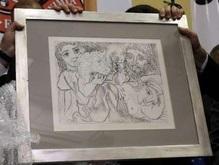 Найдена вторая гравюра Пикассо, похищенная из музея в Сан-Паулу