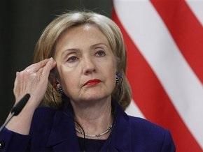 Клинтон исключила возможность размещения элементов ПРО США в Грузии