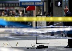 Число погибших в Нью-Йорке достигло двух человек