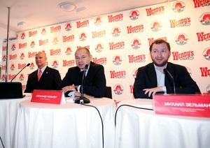 Первая пресс-конференция всемирно известного бренда Wendy's в России прошла при поддержке КГ  М-Лайнер