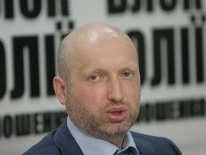Турчинов отбыл с рабочим визитом в Нидерланды