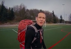 Американец, планировавший с мячом дойти за год из США до Бразилии, погиб в ДТП
