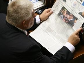 Комитет избирателей призвал Раду созвать внеочередное заседание