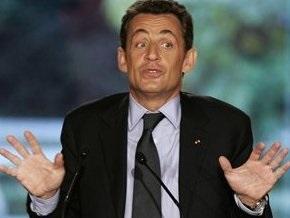 Президент Чехии считает, что Саркози вредит ЕС