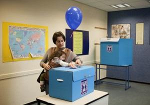 В Израиле начинают закрываться избирательные участки
