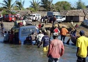 На Мадагаскаре жертвами шторма стали не менее 65 человек