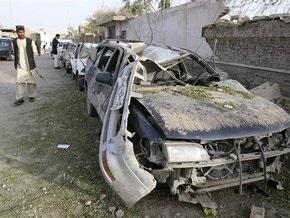 В Афганистане смертник атаковал американский конвой: есть жертвы