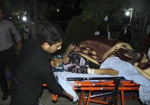 На юге Ирана в автокатастрофе погибли около 20 человек
