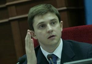 Довгий объявил перерыв в заседании Киевсовета
