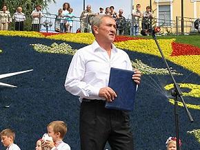 Задай вопрос Леониду Черновецкому