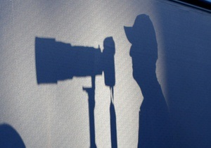 В центре Киева напали на журналиста