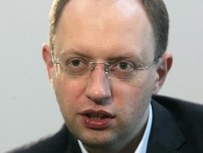 Яценюк заявил, что его первый президентский указ будет о роспуске Рады