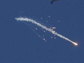 Впервые за месяц палестинские боевики обстреляли территорию Израиля
