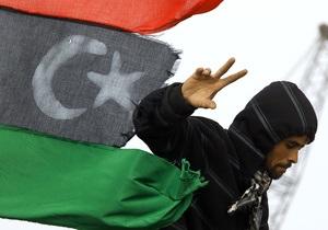 Ливийские повстанцы заявили, что сами спровоцировали авиаудар сил НАТО