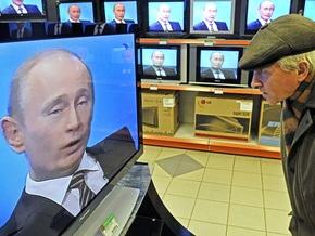 Фотогалерея: Говорит и показывает Путин