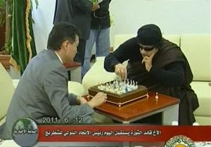 Кремль: Глава ФИДЕ изложил Каддафи официальную позицию Москвы по конфликту в Ливии