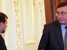 Луценко: Балога может подтолкнуть к силовому сценарию