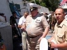 Прокуратура отказалась судить военных с Графской пристани в Севастополе