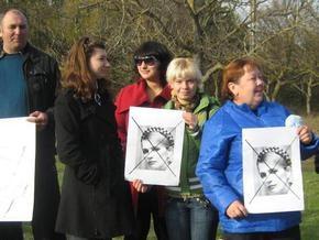 В Севастополе митингующие призвали Путина не верить Тимошенко