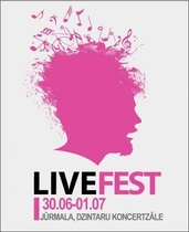 В Юрмале стартует новый музыкальный фестиваль LIVE FEST