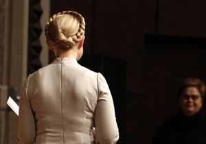 УП: Тимошенко не придет на эфир с Герман