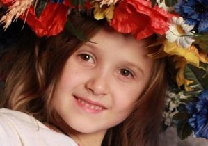 На конкурсе Мини-мисс Вселенная-2011 победила украинка