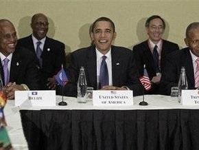 Обама призвал латиноамериканские страны объединиться в союз равных