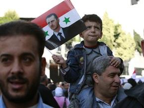 Обама продлил действие санкций в отношении Сирии